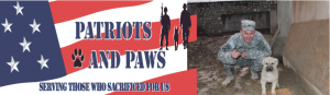 Patriots And Paws Banner