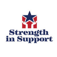 Strength in Support logo