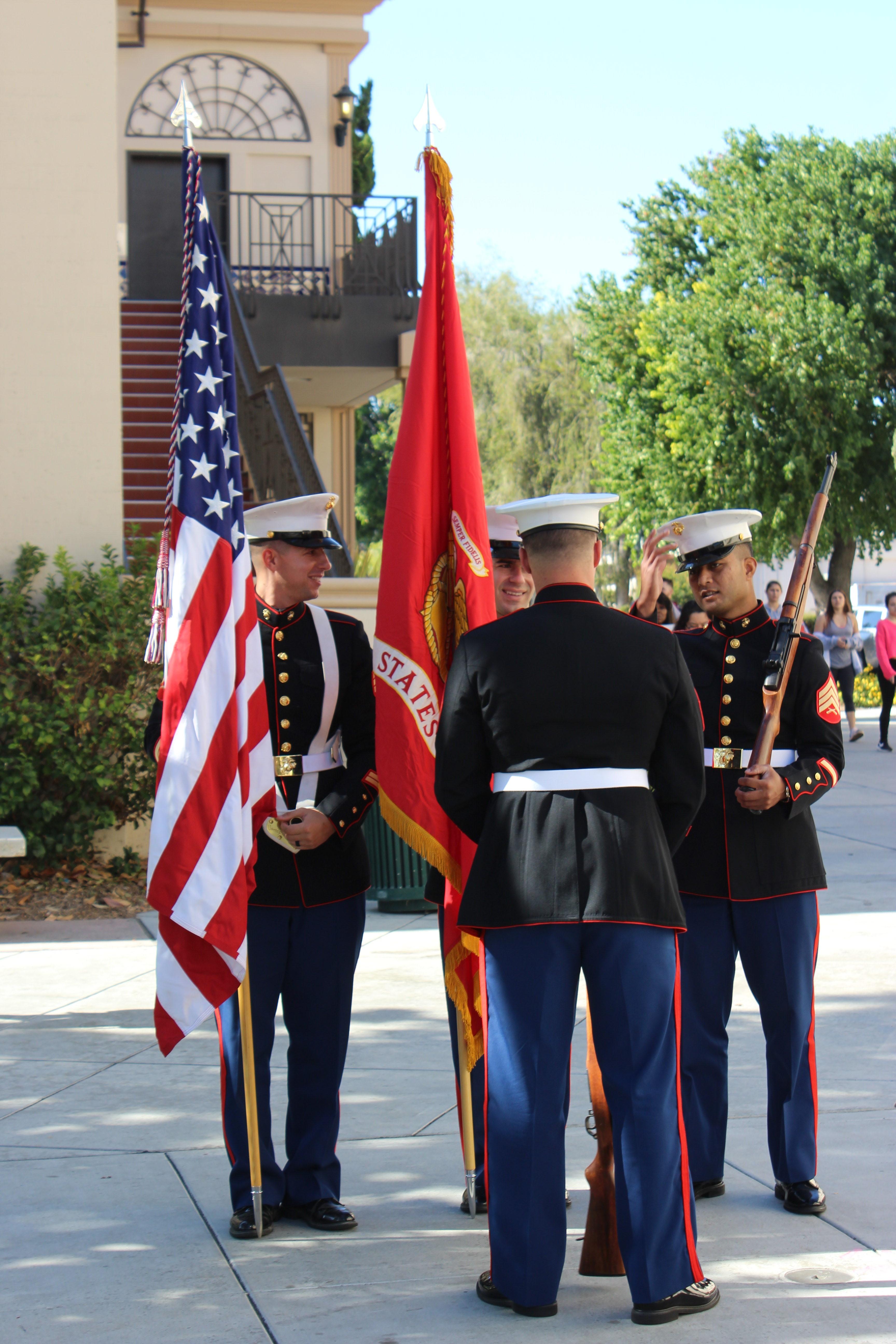 USMC ColorGuard