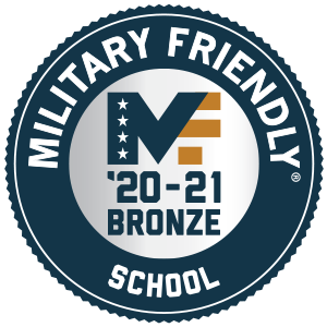 Military Friendly Bronze Logo